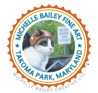 Michelle Bailey Fine Art logo